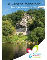 Guide touristique 2019-2020