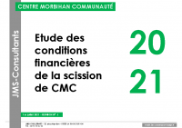 ETUDE Impact financier scission CMC
